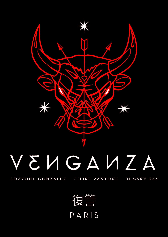 VENGANZA – SOZYONE GONZALEZ_FELIPE PANTONE-DEMSKY333